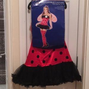 Halloween LadyBug Costume